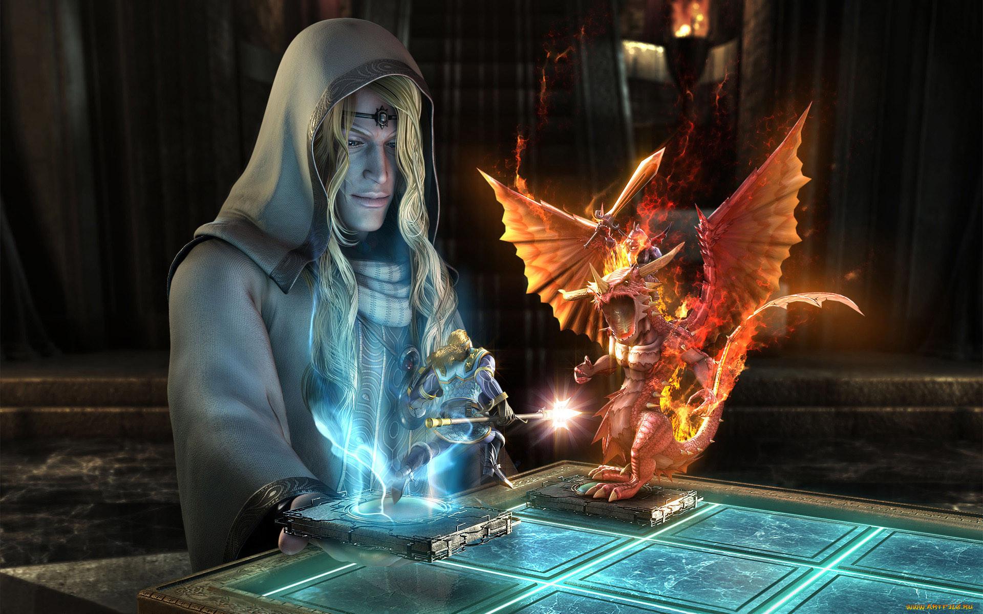 Картинки маги из игры